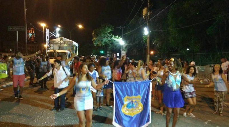PARTIDEIROS DO MARIA ZÉLIA no Pholia da Luz
