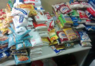 Doações de alimentos
