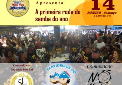 14 de Janeiro – Comun. Segunda sem lei e Comun. Nó na Madeira